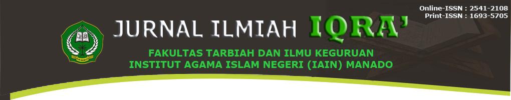 Jurnal Pendidikan Islam IQRA'